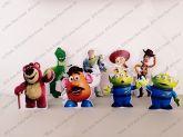 8 Displays de mesa  - Toy Story