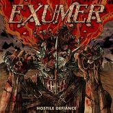 CD Exumer - Hostile Defience