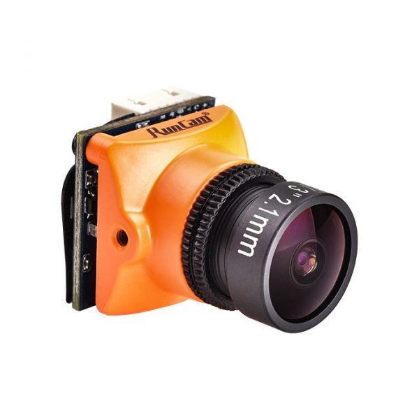 Câmera FPV Runcam Micro Swift 3 / Lente 2.1mm / NTSC / DC 5-36V / 600TVL