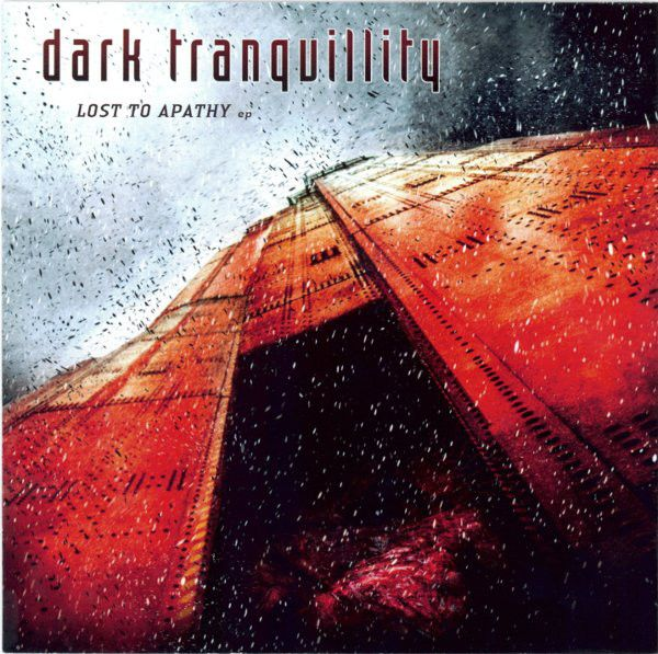 CD - Dark Tranquillity ‎– Lost To Apathy EP
