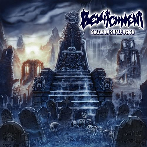 Bewitchment – Oblivion Shall Reign - CD