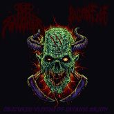 Paganfire / Nunslaughter - Obscured Visions of Satanic Arson (Digipack)