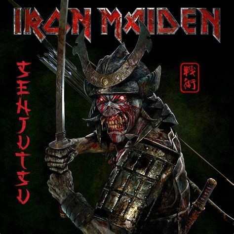 CD - Iron Maiden - Senjutsu digipack duplo