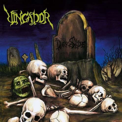 VINGADOR - Dark Side (CD)