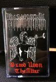 BLASPHEMY - Blood Upon The Altar - CASSETE (Chilean version)