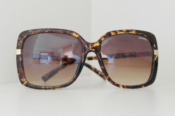 Óculos de sol feminino Chanel Quadrado inspired - Daf Store d5a5a2dbfe