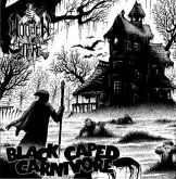 """WOODEN STAKE - Black Caped Carnivore - 7"""""""