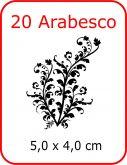 Arabesco 20