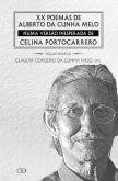 XX POEMAS de Alberto da Cunha Melo numa versão inesperada de Celina Portocarrero