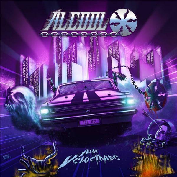 CD Álcool – Alta Velocidade