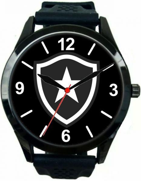 Relógio Pulso Botafogo Rj Preto - 02
