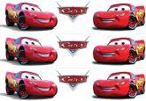 Papel Arroz Cars Faixa Lateral A4 012 1un