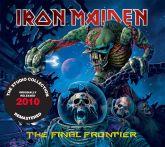 CD Iron Maiden – The Final Frontier (Digipack)