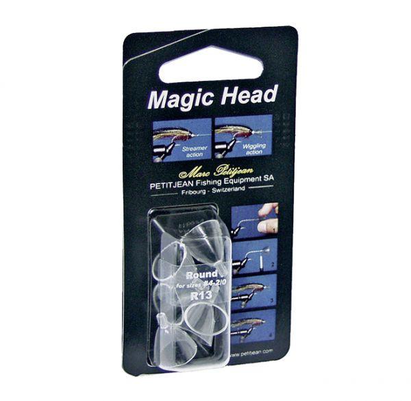 PJ - MAGIC HEADS  #R13