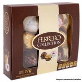 Item Adicional - Caixa Chocolate Ferrero Rocher 77g