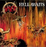 - CD Slayer – Hell Awaits (Importado)