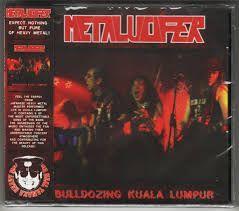 Metalucifer - Bulldozing Kuala Lumpur