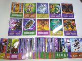 Mega Deck Jaden Yuki 74 cartas