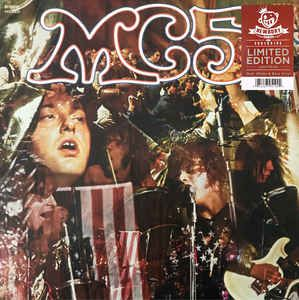 LP 12 - MC5 ‎– Kick Out The Jams