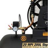 Correia Para Compressor Chiaperini 20 MPI 200L 5HP