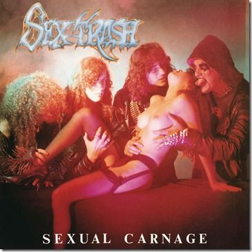 CD Sextrash - Sexual Carnage