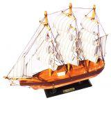 Navio Barco Caravelas de Madeira