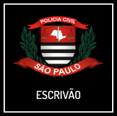 (Plano de estudos) ESCRIVÃO DE POLÍCIA