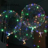 Balão Festas com Led 24 Cod 002