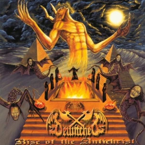 CD Bewitched – Rise Of The Antichrist