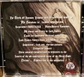 AD BACULUM - The Birth of Human Tradegy - CD