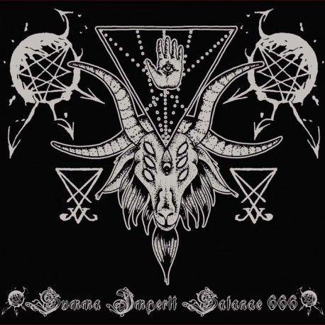 PACTUM - Summa Imperii Satanae 666 - DIgipack CD