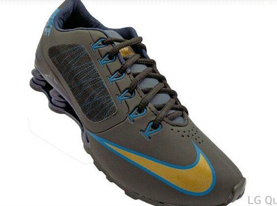 online store bae27 ab99b ... cheapest tênis nike shox superfly r4 preto e azul mod12246 1 linha  5c5c8 bf731