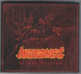 Antagonist - Damned and Cursed  ... To Live on Earth (Importado)