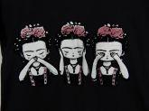 Blusa Frida Kahlo Cute