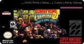 Label para Donkey Kong Country 2: Diddy's Kong Quest - Americano