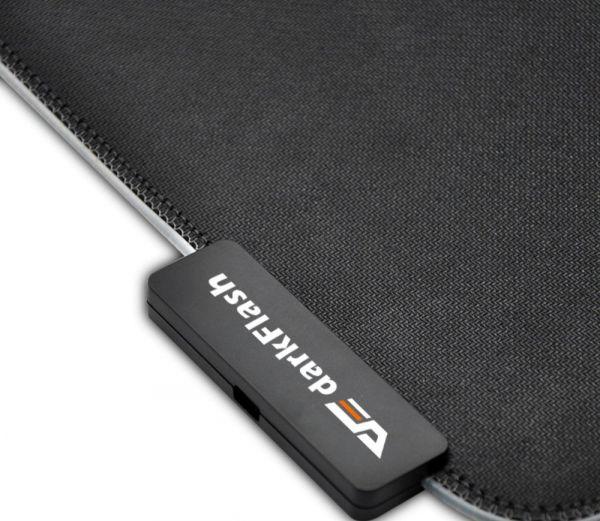 Mousepad Darkflash Flex 800 RGB - Preto