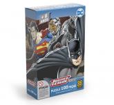 Justice League - Puzzle 100 Peças