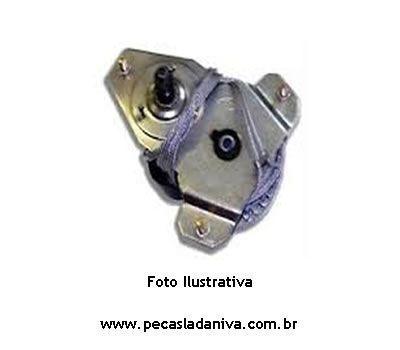 Maquina do Vidro Porta Dianteiro LD/LE Niva Original (NOVA) Ref. 0706