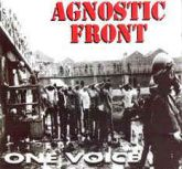 CD - Agnostic Front ‎– One Voice