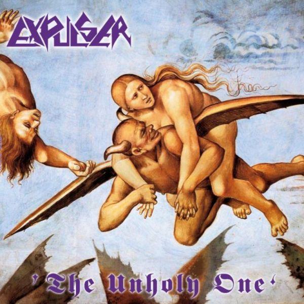 CD - Expulser - Unholy One (acrilico)