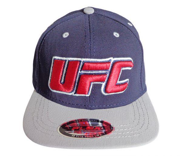 Boné Aba Reta UFC Azul Marinho e Cinza MOD 70130 - Loja de efsanprodutos 16486da1af0
