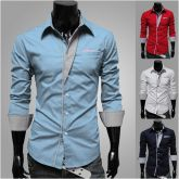 ded8e8c18 Camisas Social e Polo Masculina - Loja Virtual Topmax
