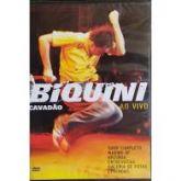 DVD - Biquini Cavadão - Ao Vivo