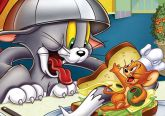 Papel Arroz Tom e Jerry A4 001 1un
