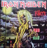 LP 12' - Iron Maiden – Killers (Importado)