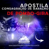 APOSTILA CONSAGRAÇÃO DE BARALHO DE POMBO-GIRA