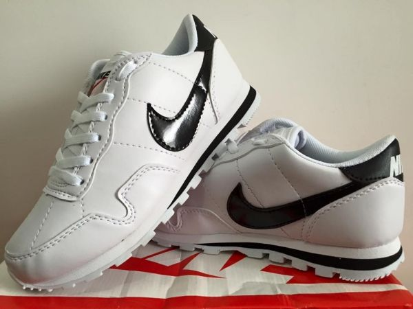 b0f130fa95c Tênis Nike Classic NT Branco c  Preto - Outlet Ser Chic