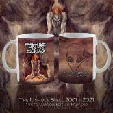 Caneca de porcelana The Unholy Spell comemorativa 20 anos
