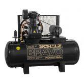 Correia Para Compressor De Ar Schulz Csl 20br Bravo