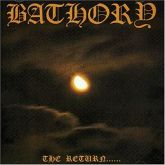 CD Bathory - The Return. Importado Europeu